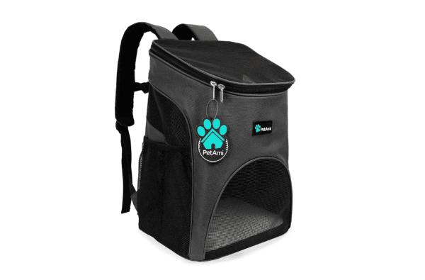 Nylon Dog Backpack