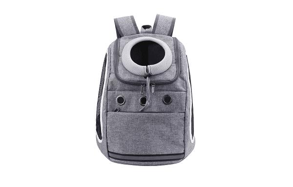 Sporty dog backpack