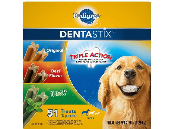 Dental bones Dentastix de Pedigree