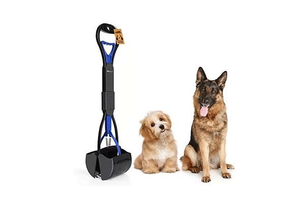 Large dog poop scooper
