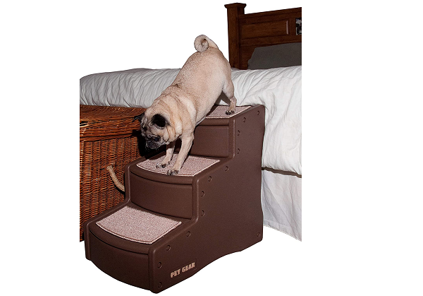 3 step staircase for dog