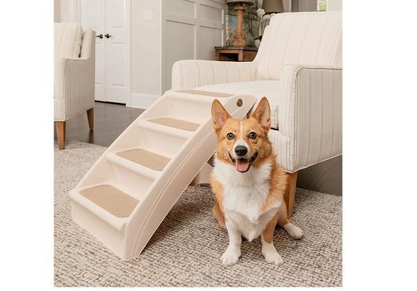 Petsafe 4 steps dog stairs
