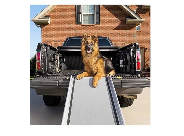 Petsafe Aluminium dog ramp 47 - 87 inch
