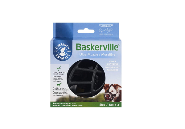 Police muzzle - different sizes available
