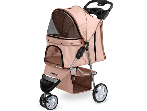 Stroller for small and medium dogs