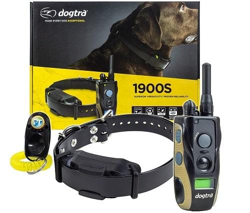 Dogtra 1900S Remote Training Collar