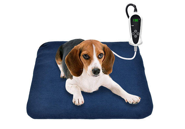 What is a dog heating pad