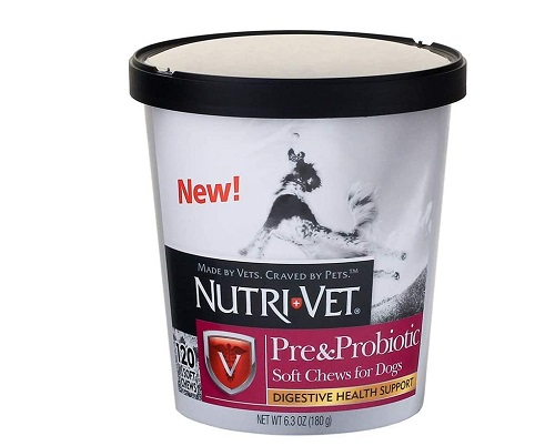 Nutri-Pet Probiotics for dogs and cats