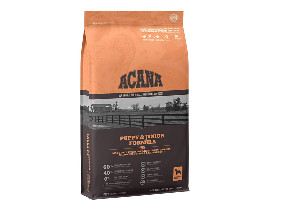 Dry food Acana Puppy and Junior