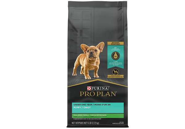 Pro Plan Optistart dry food for large active puppies