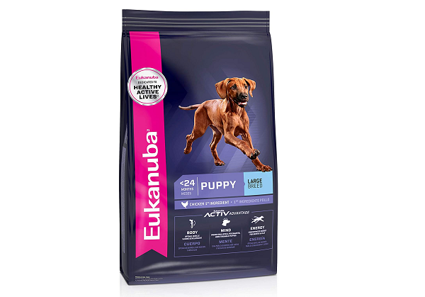 Eukanuba Large Puppy food for Large Puppies