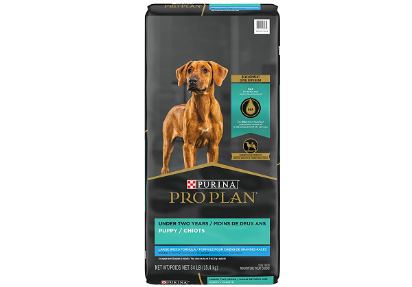 Pro Plan light dry food for dogs