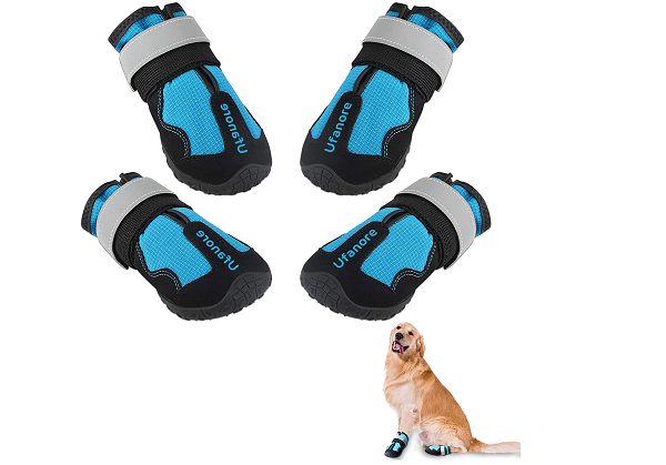 Protective boots for dogs