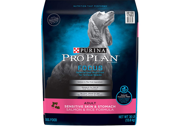 Pro Plan Salmon-rich dry food for medium sized dogs Sensitive Skin