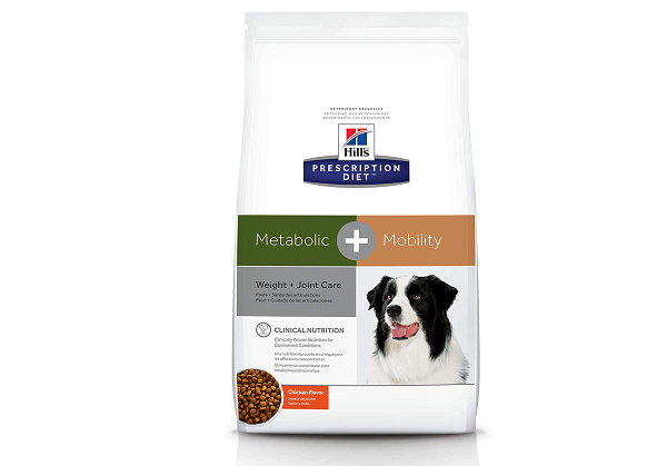 Hills metabolic and mobility dry food for healthy joints