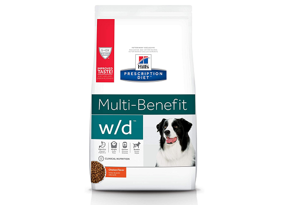 Hills urinary care dry food for incontinent dogs